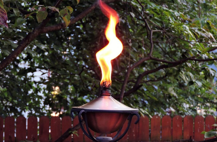 Do Tiki Torches Keep Mosquitoes Away